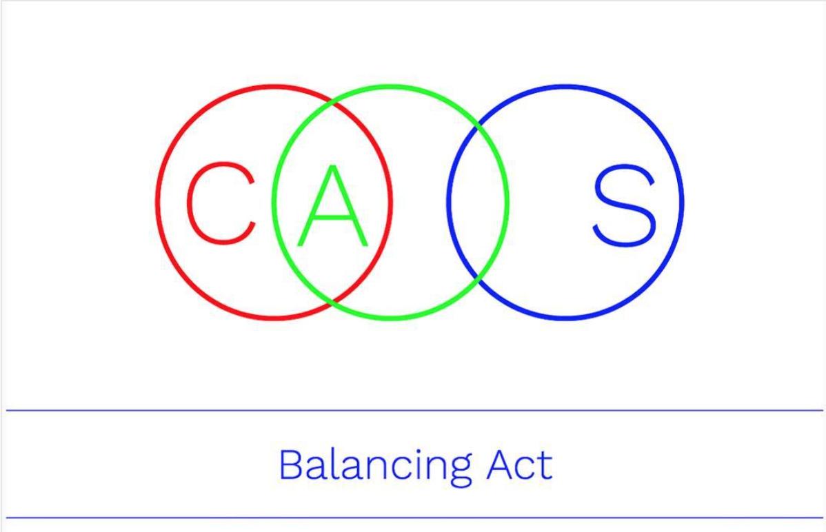 CAS Balancing Act